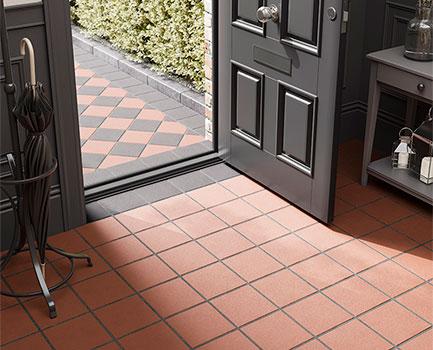 Quarry Floor Tile