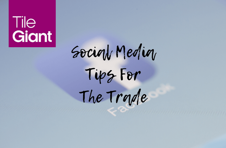 Social media tips for the trade