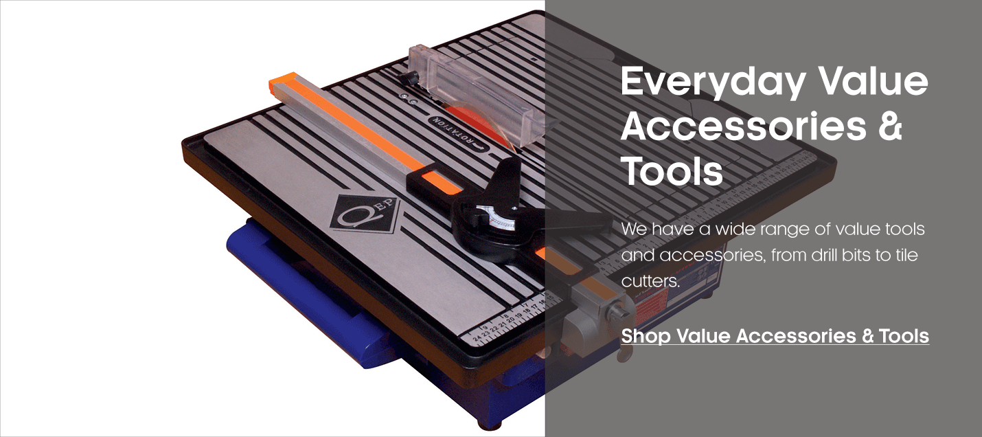 Everyday Value Accessories & Tools