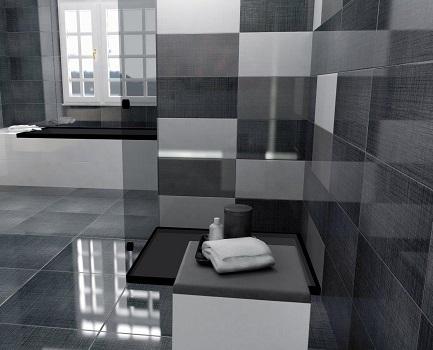 Elektra Bathroom Wall Tile