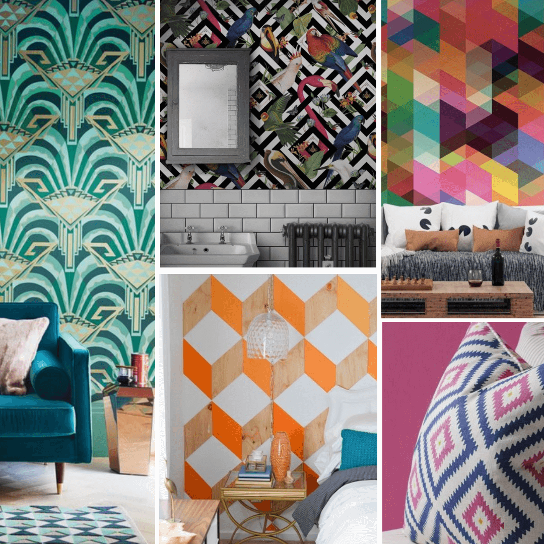 3 Interior Trends To Look For In 2019 Tile Giant Bold Colours