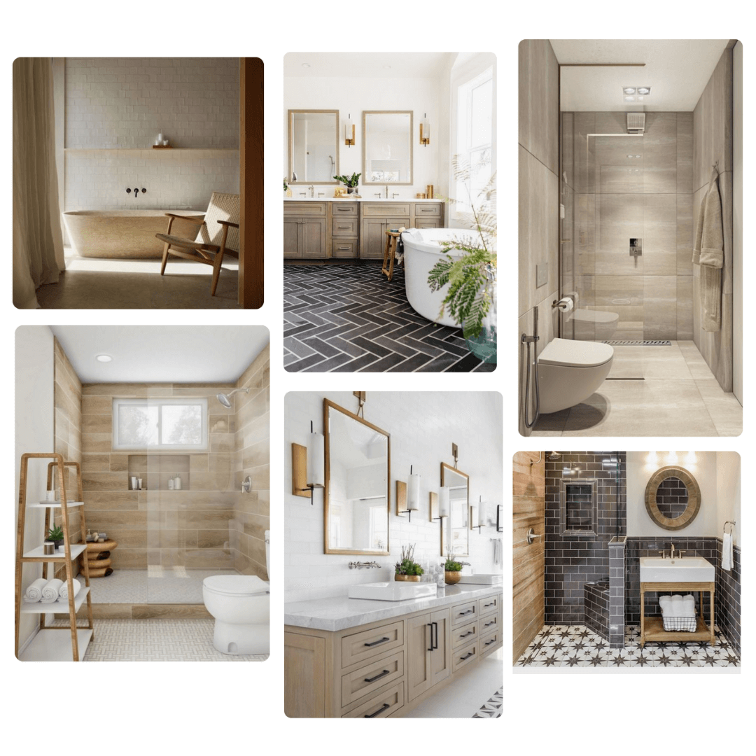 Guide to Neutral Bathrooms From Tile Giant Bathrooms