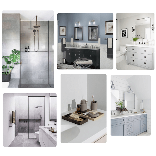 Guide to Neutral Bathrooms From Tile Giant Cool Tones