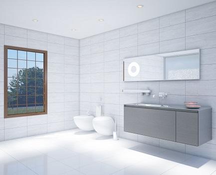 Karya Stone Bathroom Wall Tile