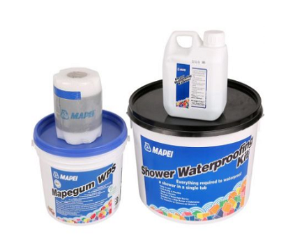 Mapei Wall Tile Preparation