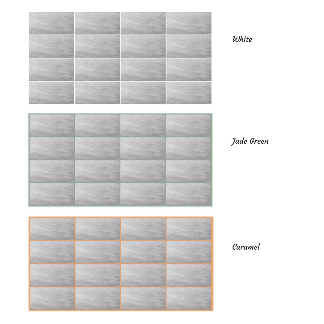 Selecting grout for Alaska Grey