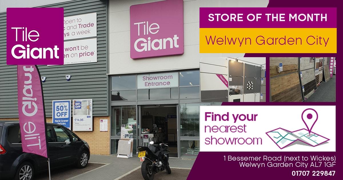 Tile Giant Welwyn Garden City Store