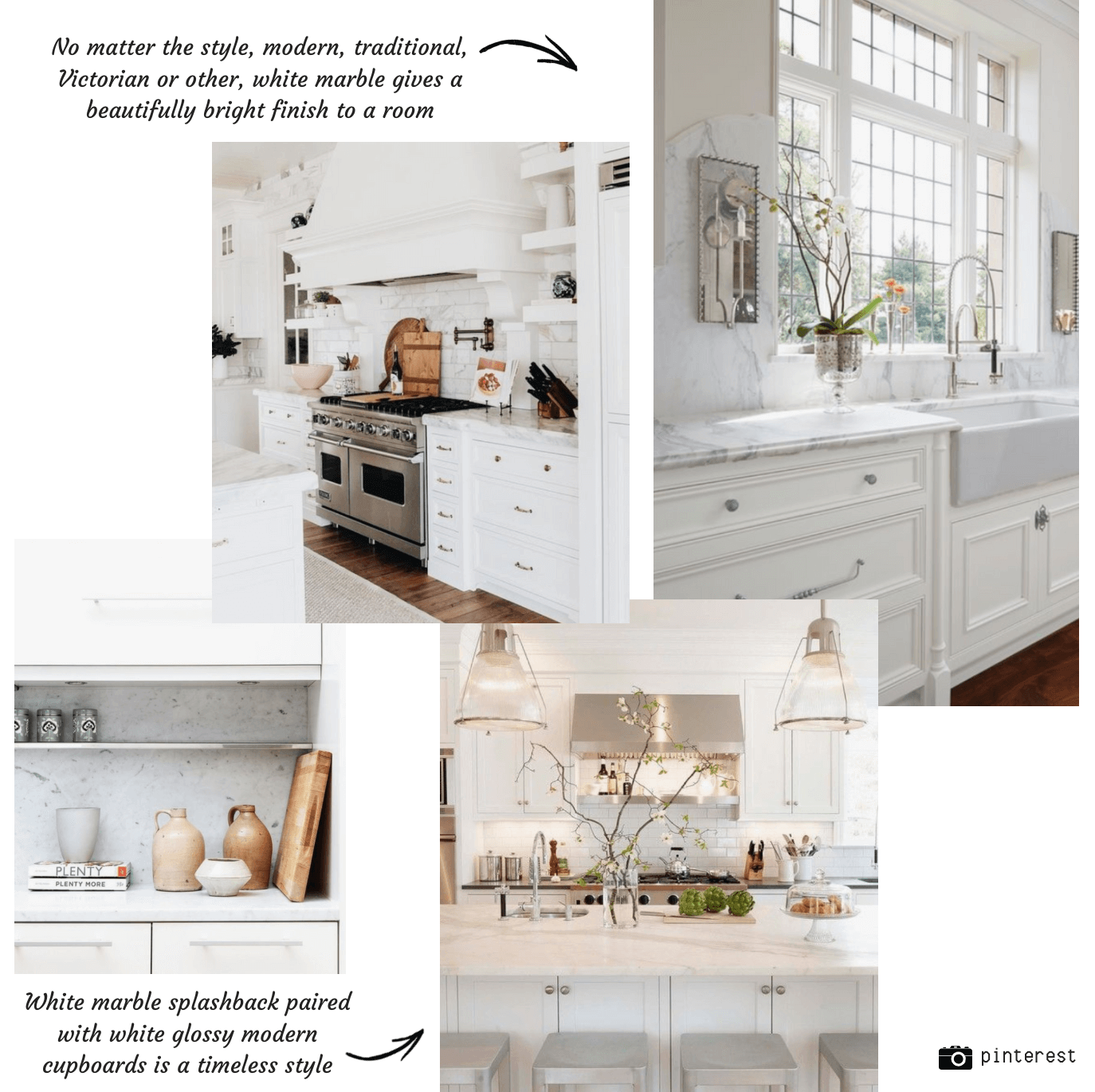 5 Reasons You'll Benefit From Having A Bold, Bright Kitchen Metro Carrara