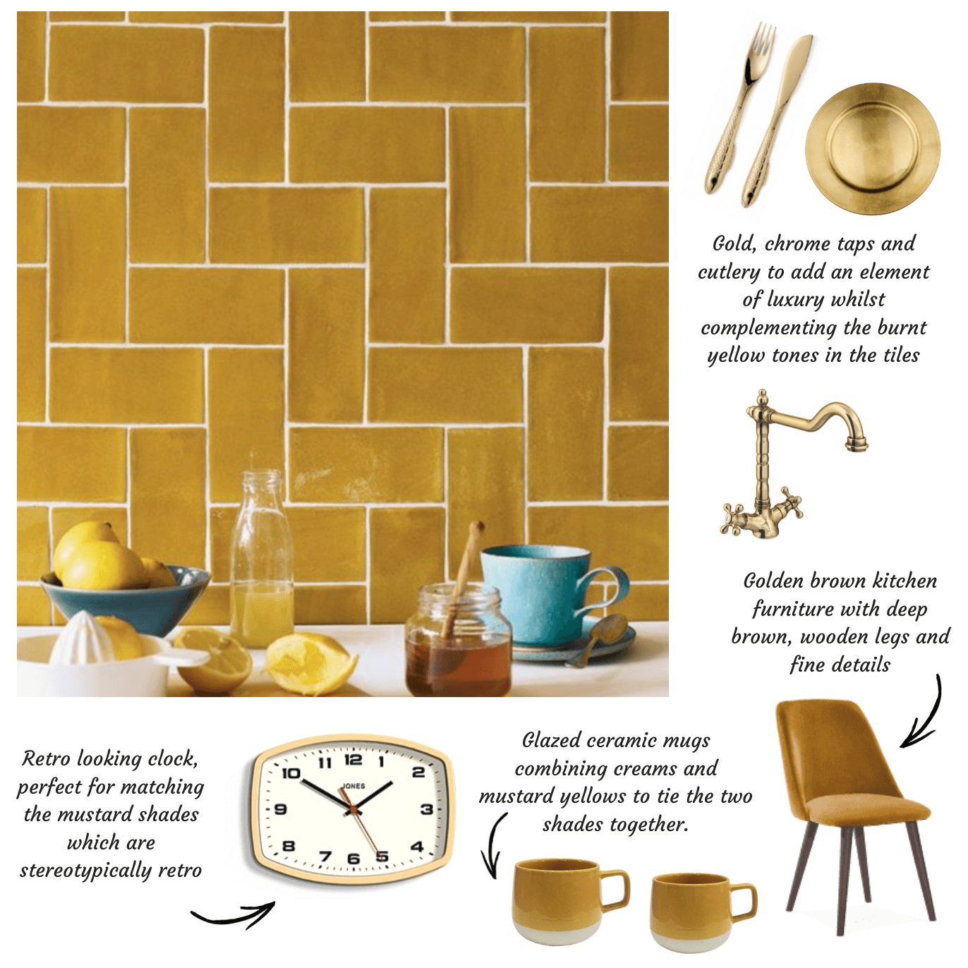 5 Reasons You'll Benefit From Having A Bold, Bright Kitchen Serene Ocre