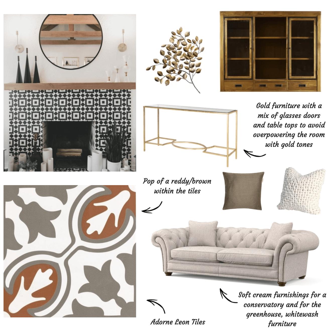 Adorne Leon Tiles from Tile Giant
