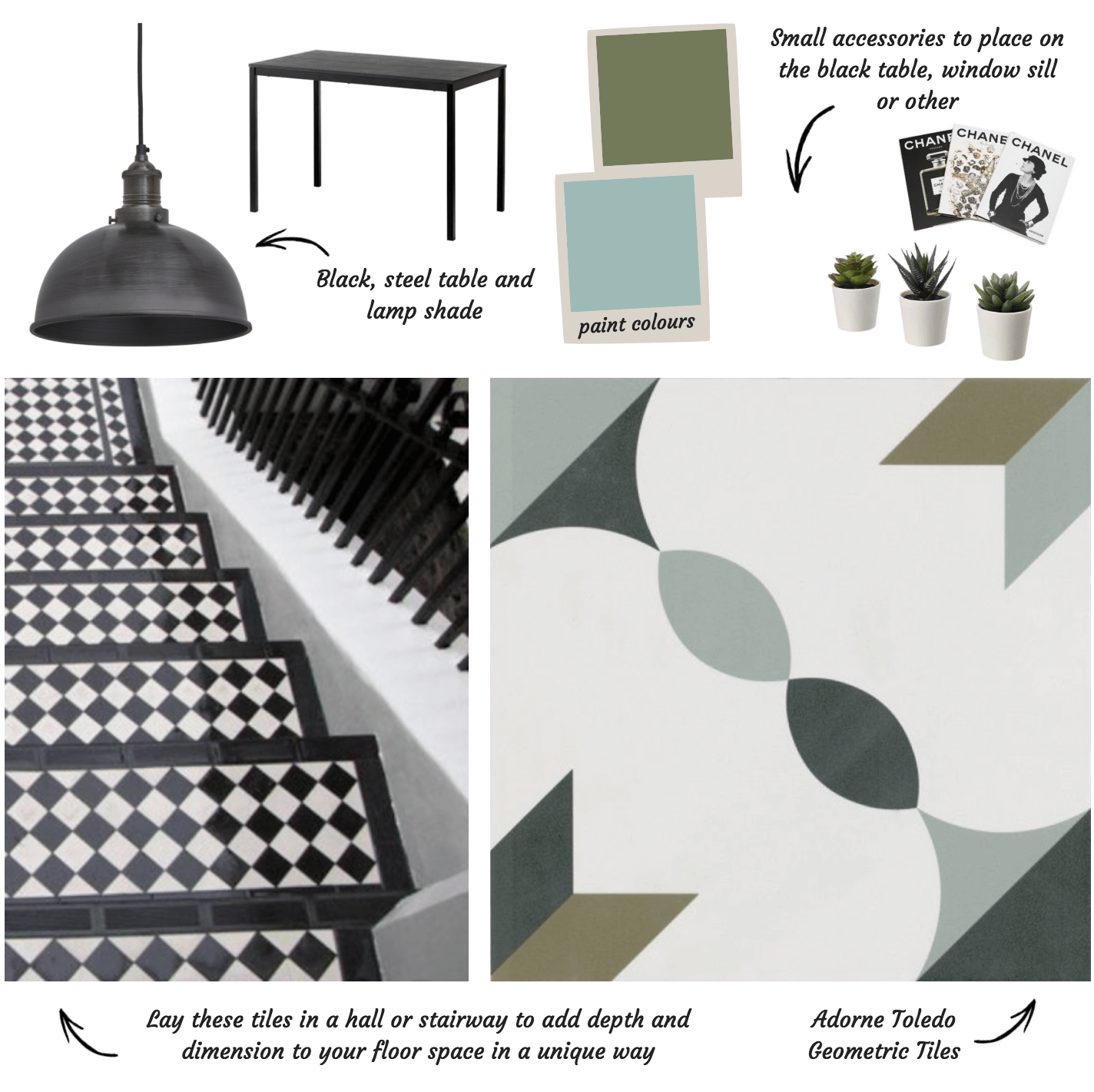 Adorne Toledo Tiles from Tile Giant