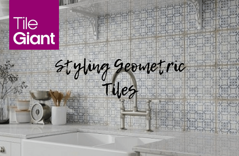 7 Ways To Stand Out With Geometric Tiles