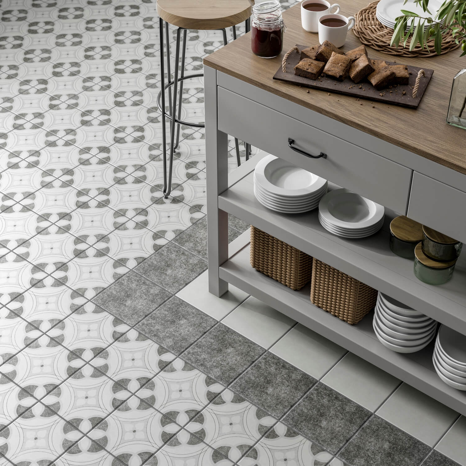 Tile Giant Homes Gardens Chatsworth Roomset