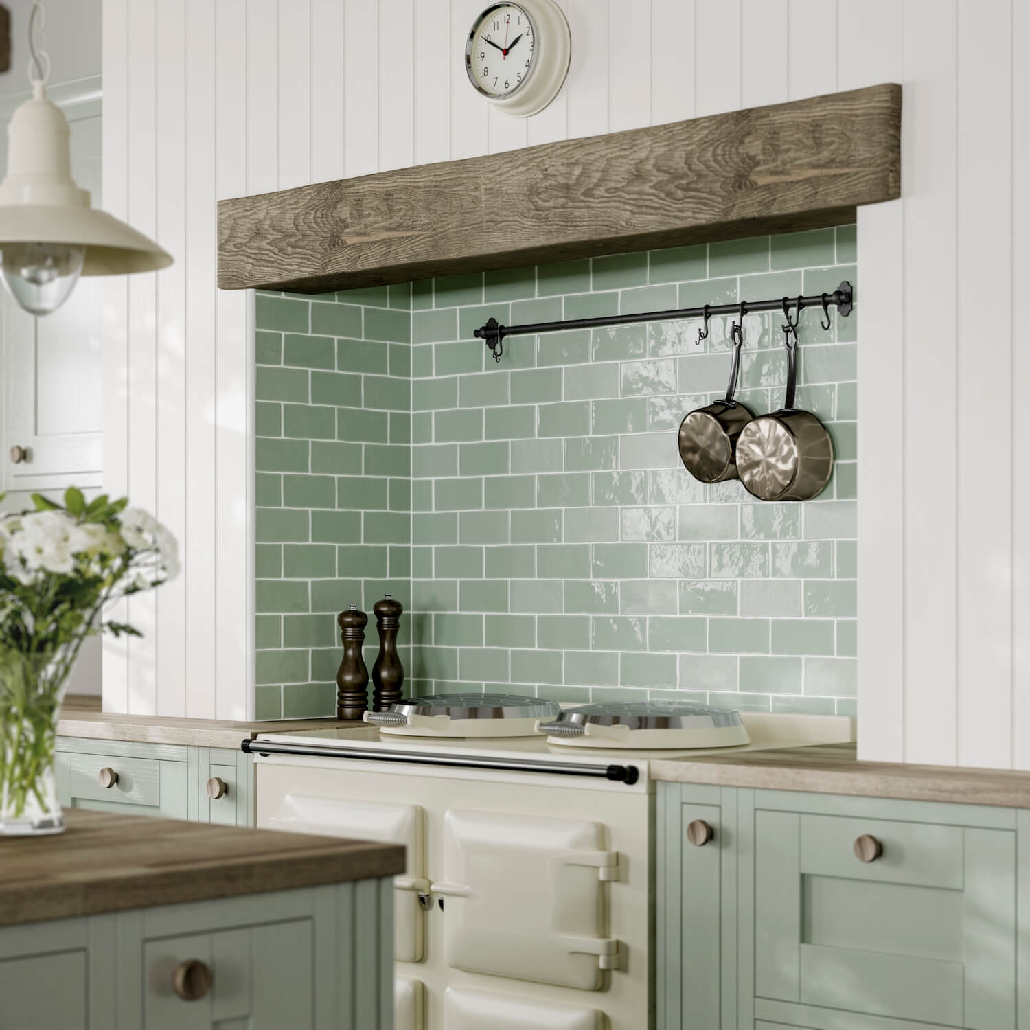 Tile Giant Homes & Gardens Cottage Tiles