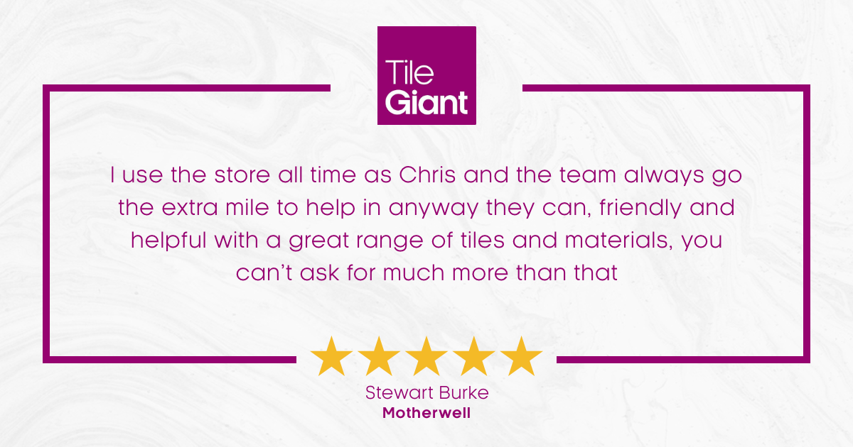 Tile Giant Motherwell Reviews