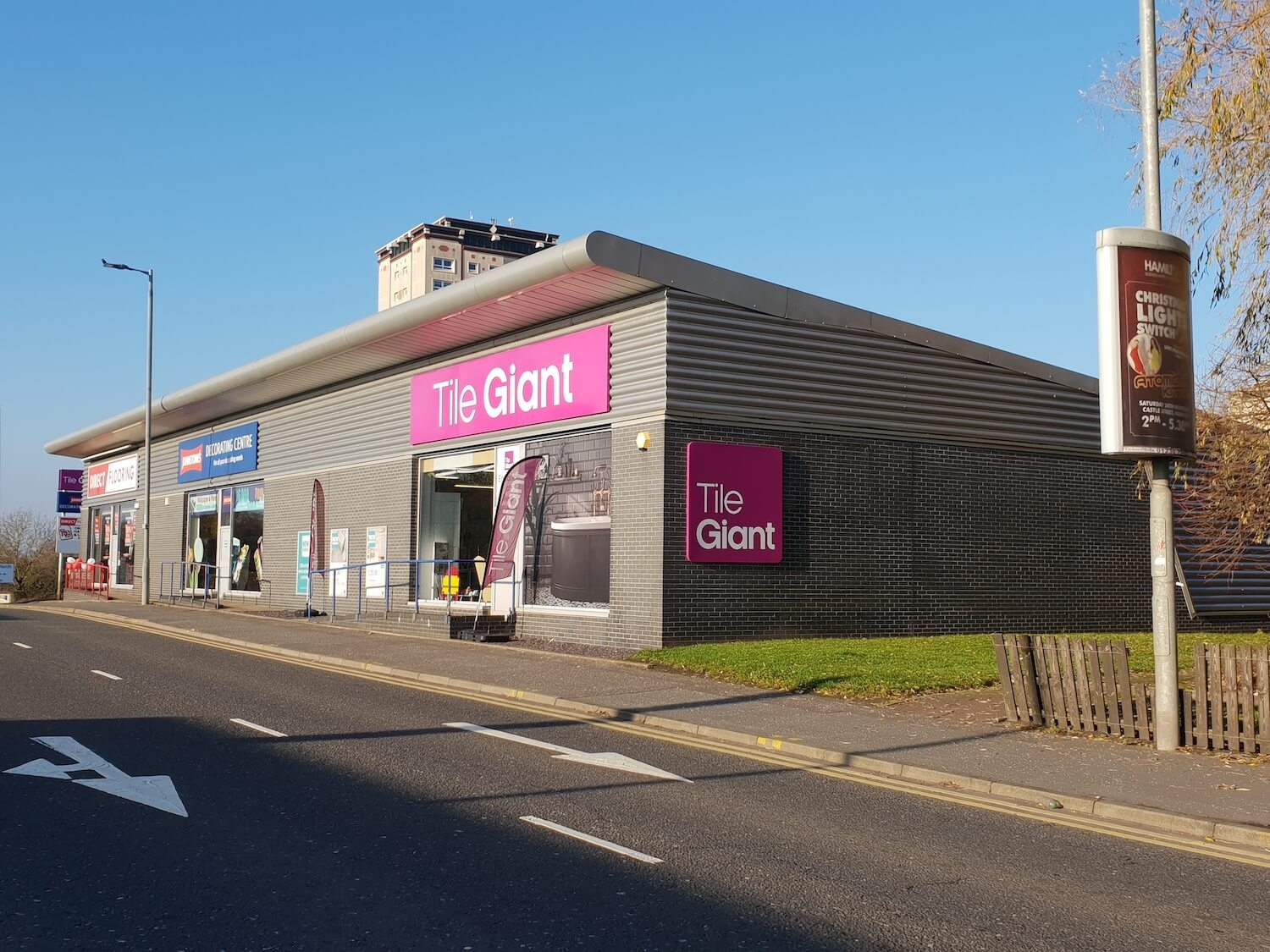 Tile Giant Motherwell Store