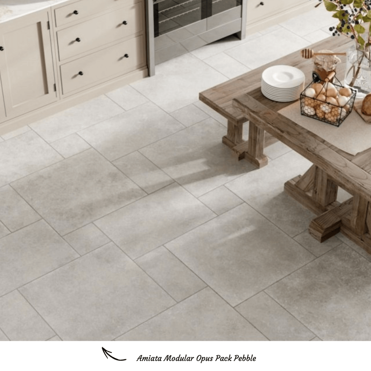Amiata Modular Tile Pattern