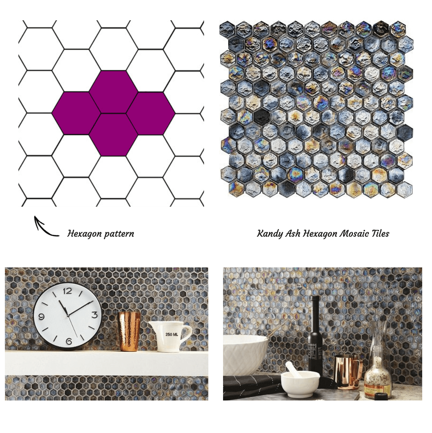 Hexagon Tile Pattern
