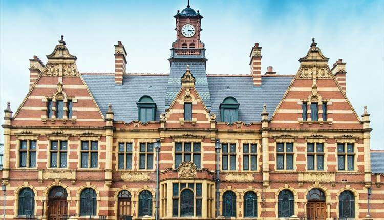 Victoria Baths range from Tile Giant