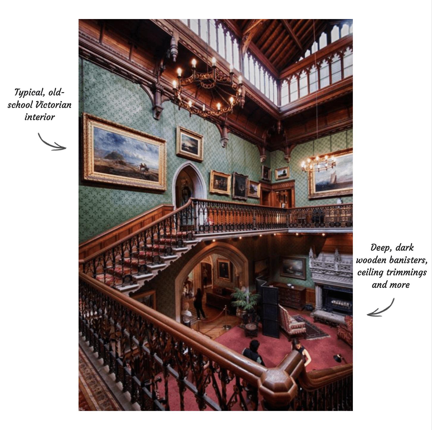 Typical Victorian Interior