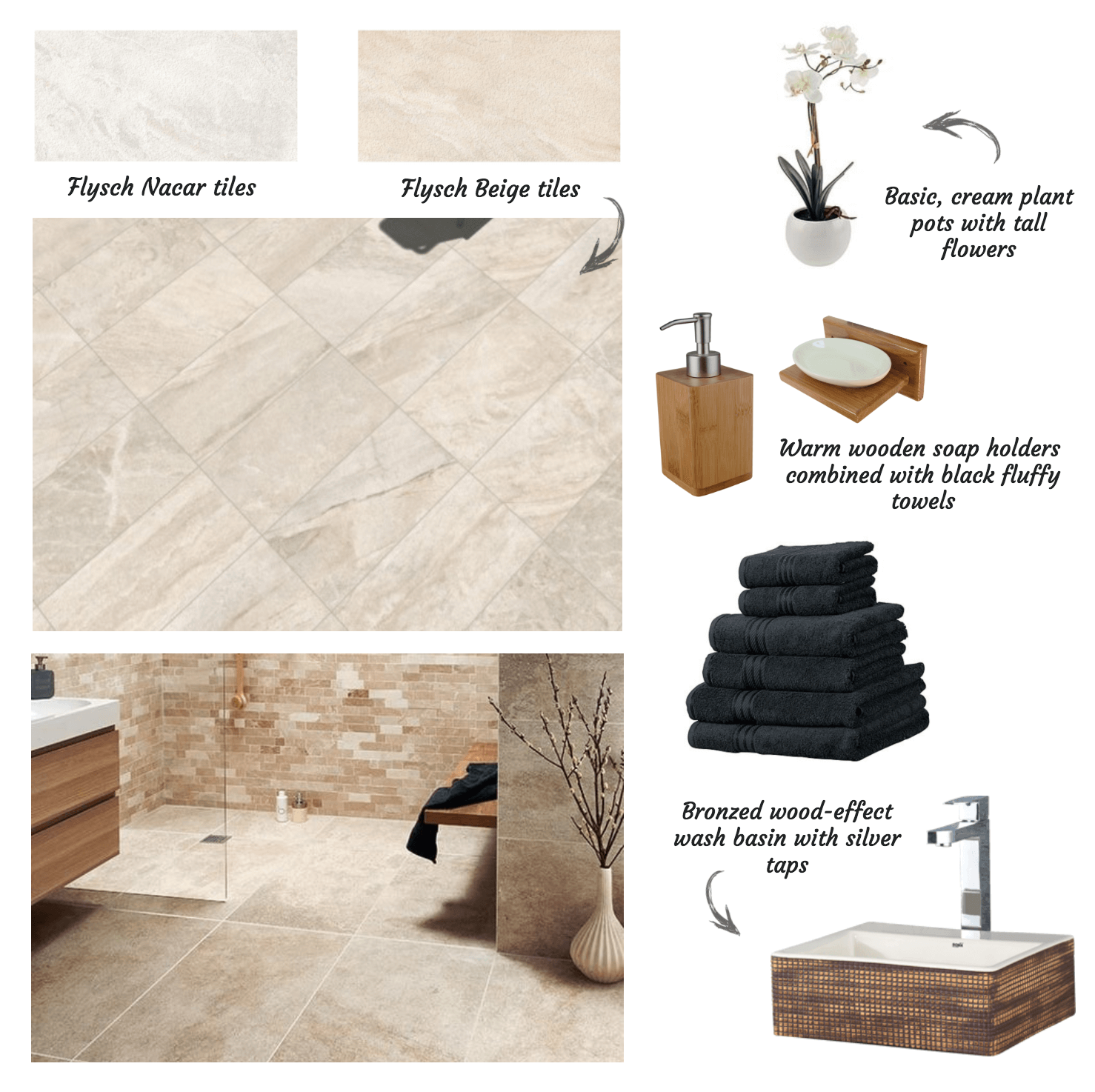 Flysch Tiles For Wet Rooms